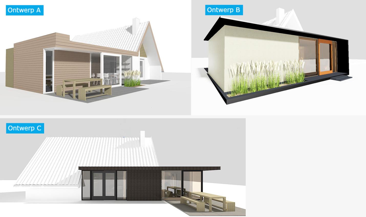 aanbouw verbouwing architect