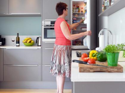 Vernieuwing keuken