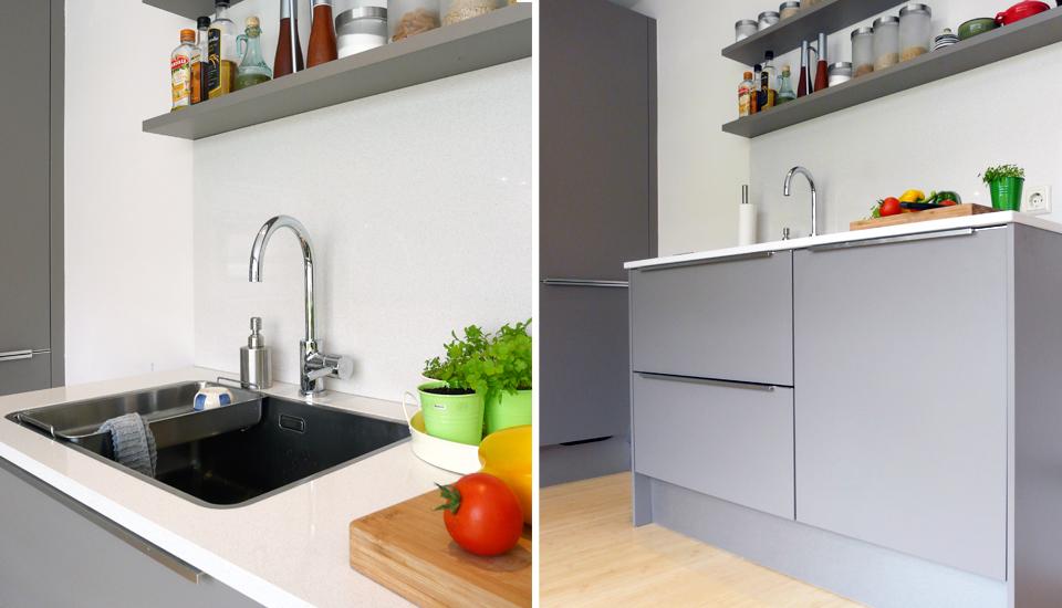 Early dew flexa keuken droominterieur styleguide moois en liefs - Vernieuwing p etite badkamer ...