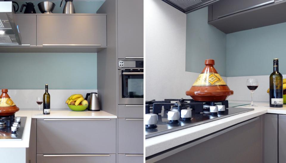 Early Dew Keuken : maar we weten niet zo goed wat we met de keuken aanmoeten