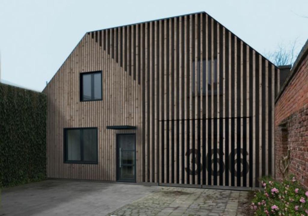 Meneer helderder top 10 houten gevels volgens meneer helderder - Interieur gevelbekleding houten ...