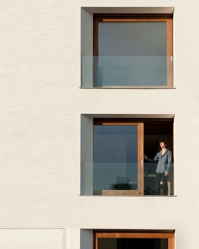 7GRAUX & BAEYENS architects — House KCV