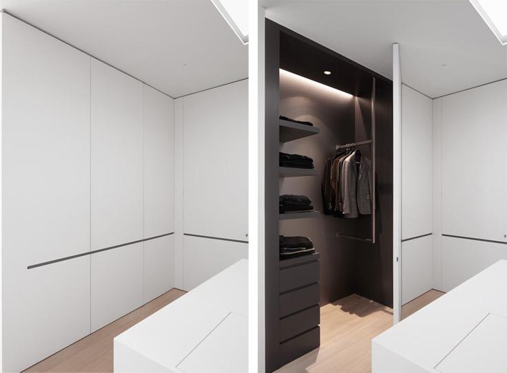 Meneer helderder berg rommel op in een mooie inbouwkast 10 inspirerende voorbeelden - Klein interieur ruimte ...