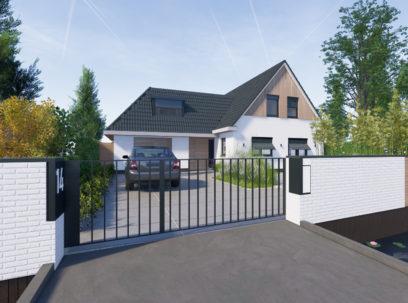 Renovatie Villa Ankeveen